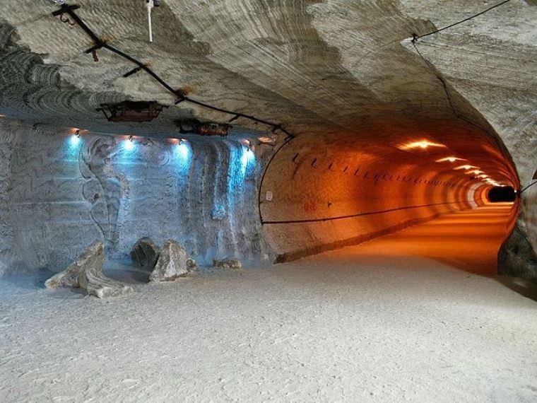 соледар соляные шахты фото кухне